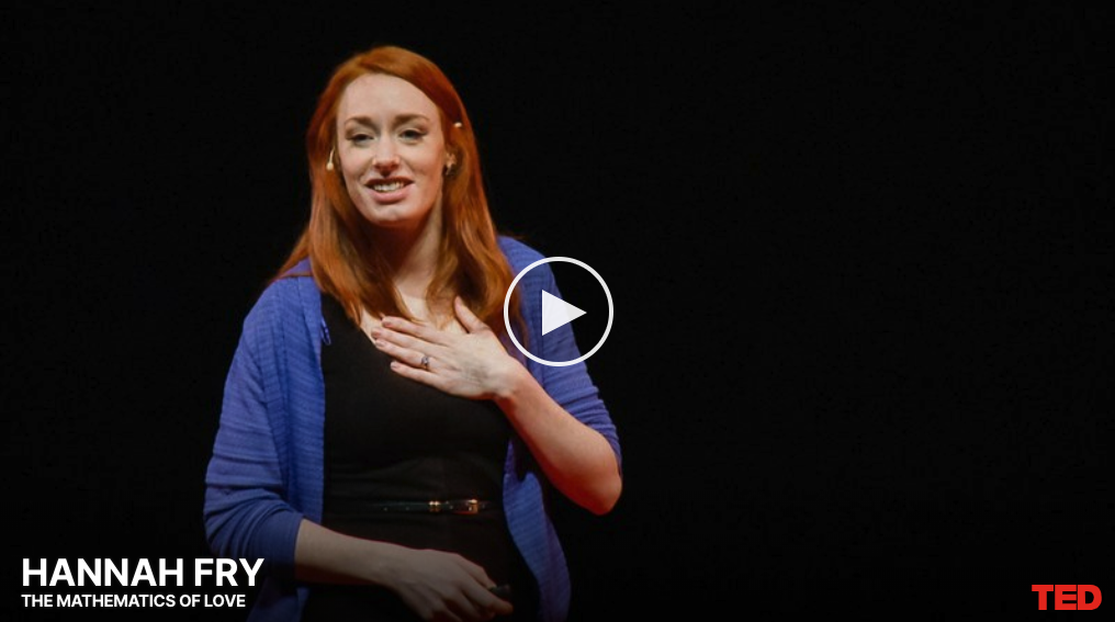 This talk was presented to a local audience at TEDxBinghamtonUniversity, an independent event. TED's editors chose to feature it for you.